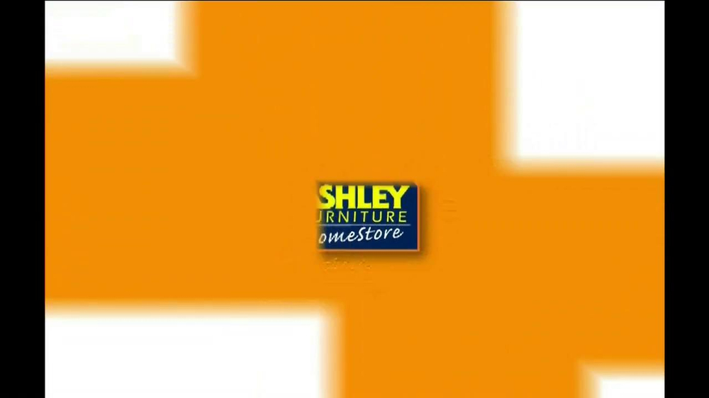Ashley Furniture Homestore National Sale and Clearance  TV Spot  - Screenshot 1