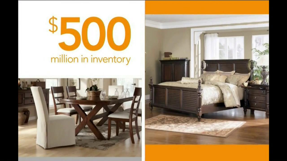 Ashley Furniture Homestore National Sale and Clearance  TV Spot  - Screenshot 3