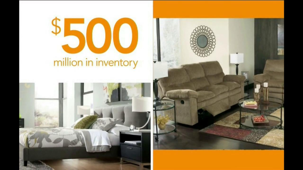 Ashley Furniture Homestore National Sale and Clearance  TV Spot  - Screenshot 8
