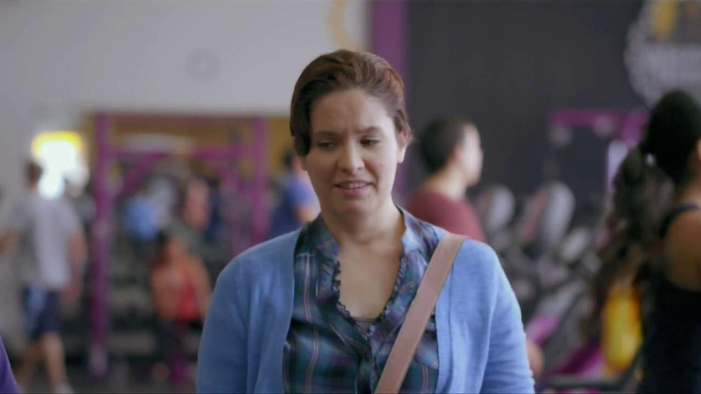 Planet Fitness TV Spot, 'Hot' - Screenshot 7