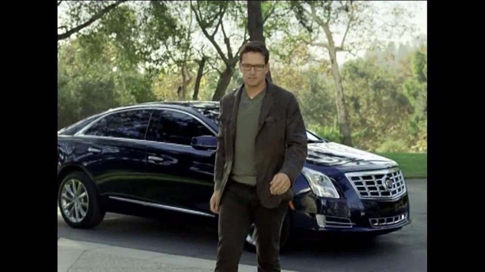 Cadillac ATS Commercial Actors