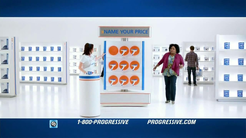 Direct General Auto Insurance >> Progressive Name Your Price Tool TV Spot, 'Empowered' - iSpot.tv