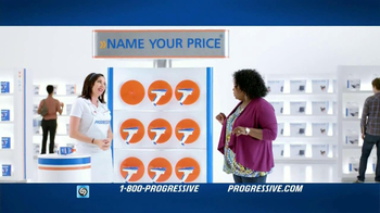 Progressive Name Your Price Tool TV Spot, 'Empowered' - Thumbnail 4