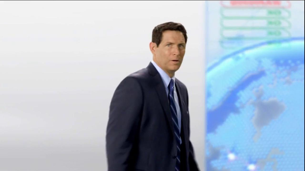 Tyco Integrated Security TV Spot Featuring Steve Young - Screenshot 5
