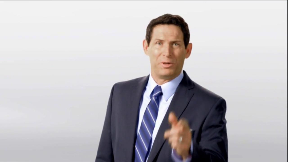 Tyco Integrated Security TV Spot Featuring Steve Young - Screenshot 6