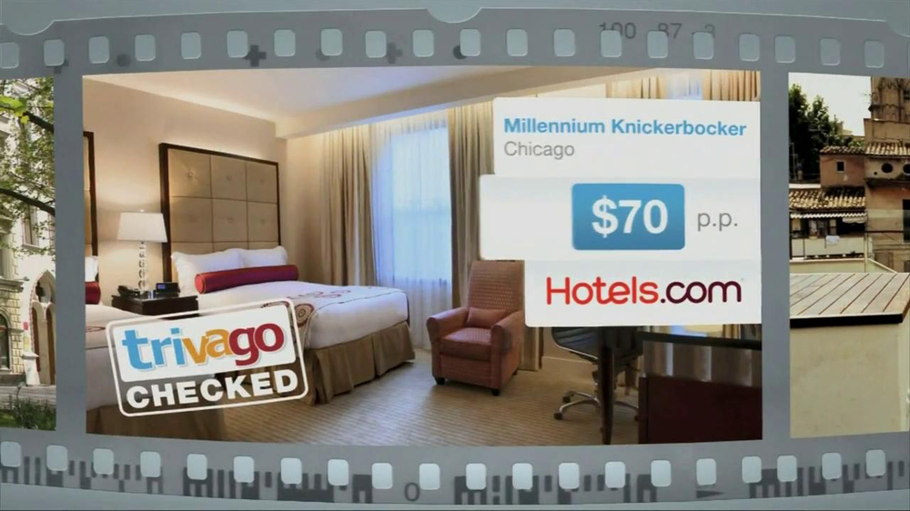 Trivago TV Spot, 'Same Hotel, Two Prices' - Screenshot 6