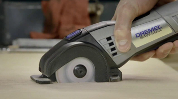 Dremel Saw-Max TV Spot
