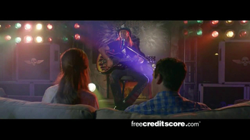 FreeCreditScore.com TV Spot Featuring Bret Michaels