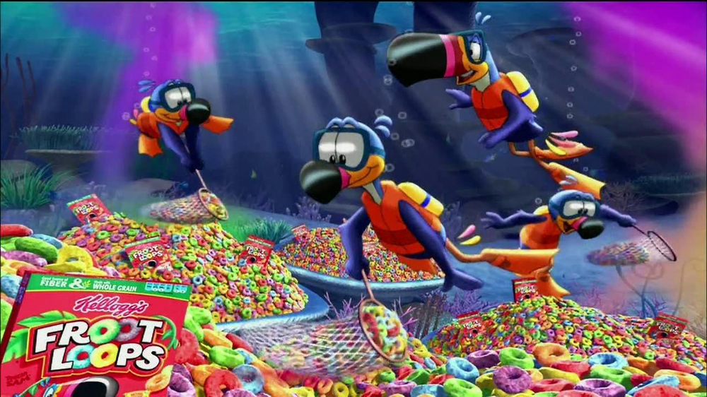 Fruit Loops TV Spot, 'Surf Wagon Game' - Screenshot 2