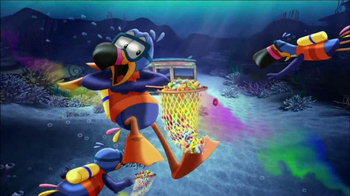Fruit Loops TV Spot, 'Surf Wagon Game' - Thumbnail 7