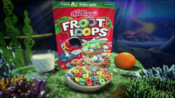 Fruit Loops TV Spot, 'Surf Wagon Game' - Thumbnail 9