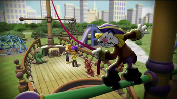 Trix Yogurt TV Spot, 'Pirate Ship' thumbnail