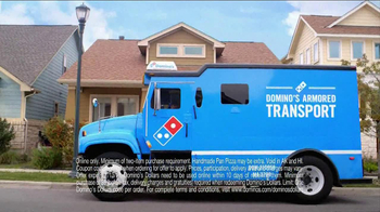 Domino's Pizza TV Spot, '5 Dominos Dollars' - Thumbnail 6