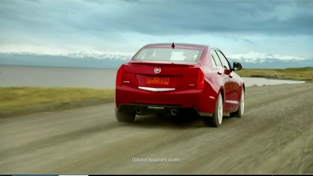 2013 Cadillac ATS TV Spot, 'Reviews' Song by Yeah Yeah Yeahs  - Screenshot 3