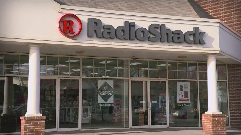 Radio Shack TV Spot, 'Impressive' - Screenshot 1
