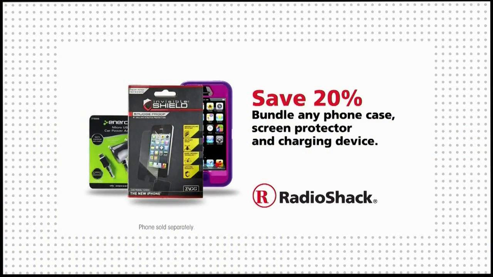 Radio Shack TV Spot, 'Impressive' - Screenshot 6