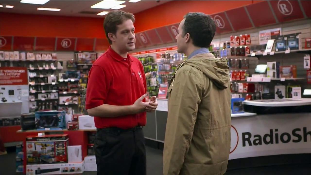 Radio Shack TV Spot, 'Impressive' - Screenshot 2
