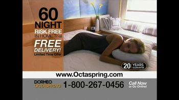 Dormeo Octaspring TV Spot