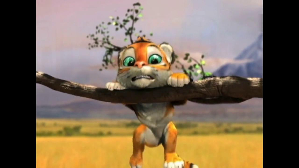 Jamster TV Spot 'Tiger Boo' - Screenshot 2
