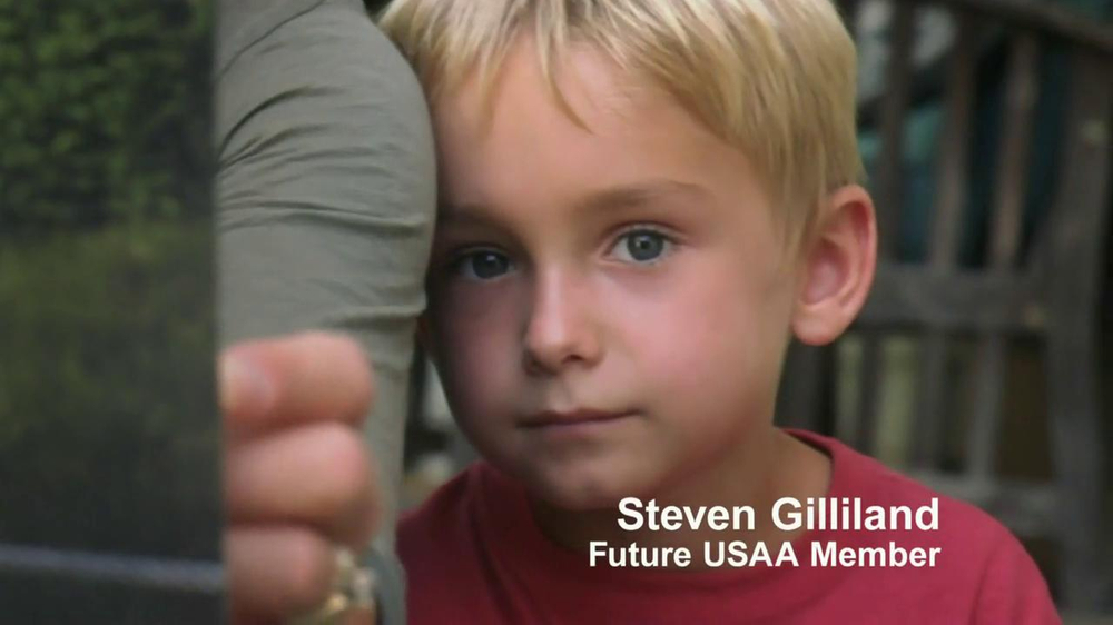 USAA TV Spot, 'Generations' - Screenshot 6