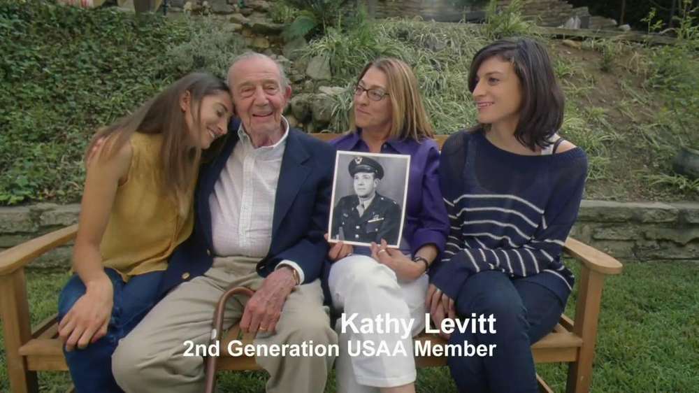 USAA TV Spot, 'Generations' - Screenshot 8