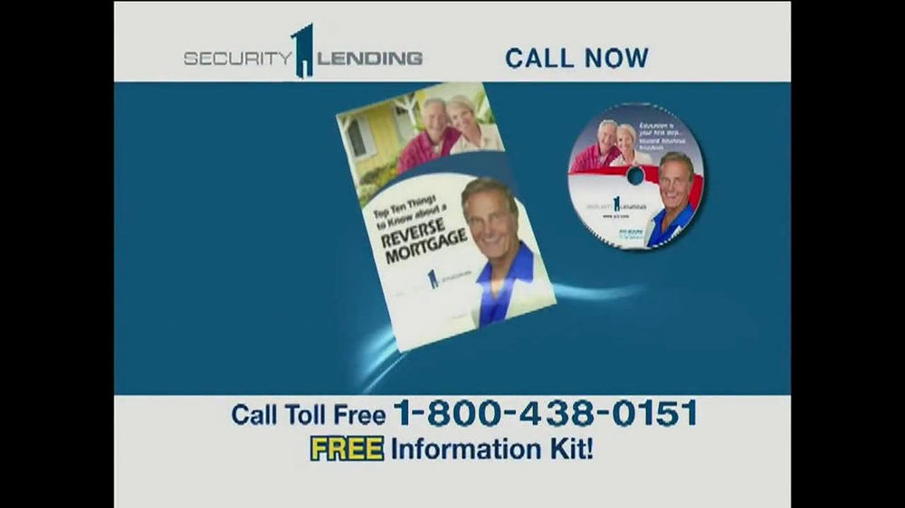 Security 1 Lending TV Spot Featuring Pat Boone - Screenshot 2
