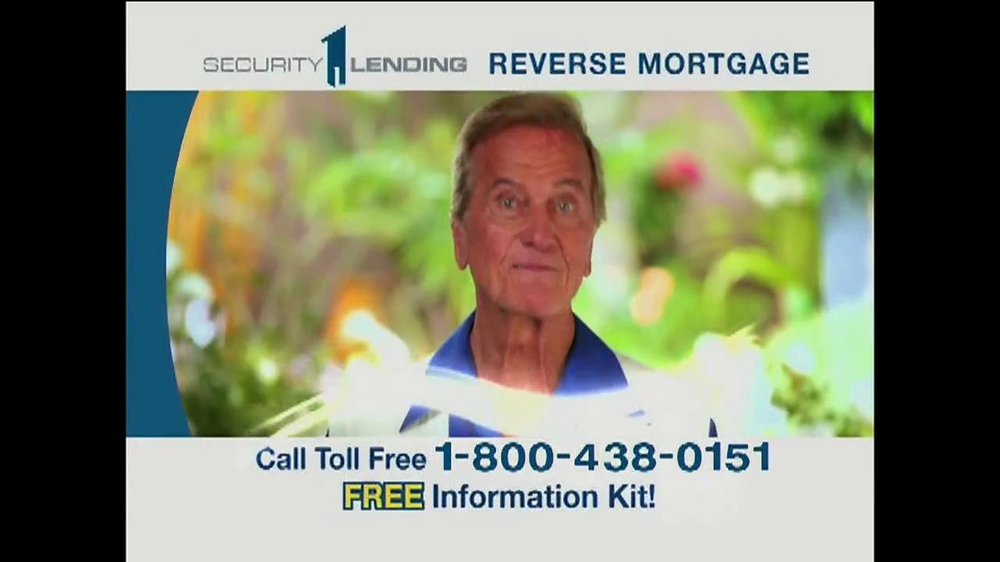 Security 1 Lending TV Spot Featuring Pat Boone - Screenshot 6