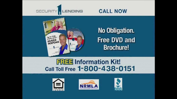 Security 1 Lending TV Spot Featuring Pat Boone - Thumbnail 7