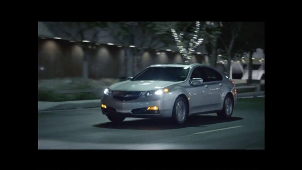 2013 Acura TL TV Spot, 'Advice' - Screenshot 9