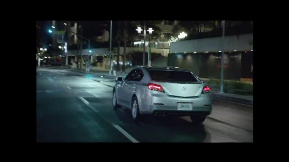2013 Acura TL TV Spot, 'Advice' - Screenshot 1