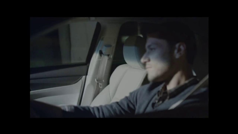 2013 Acura TL TV Spot, 'Advice' - Screenshot 2
