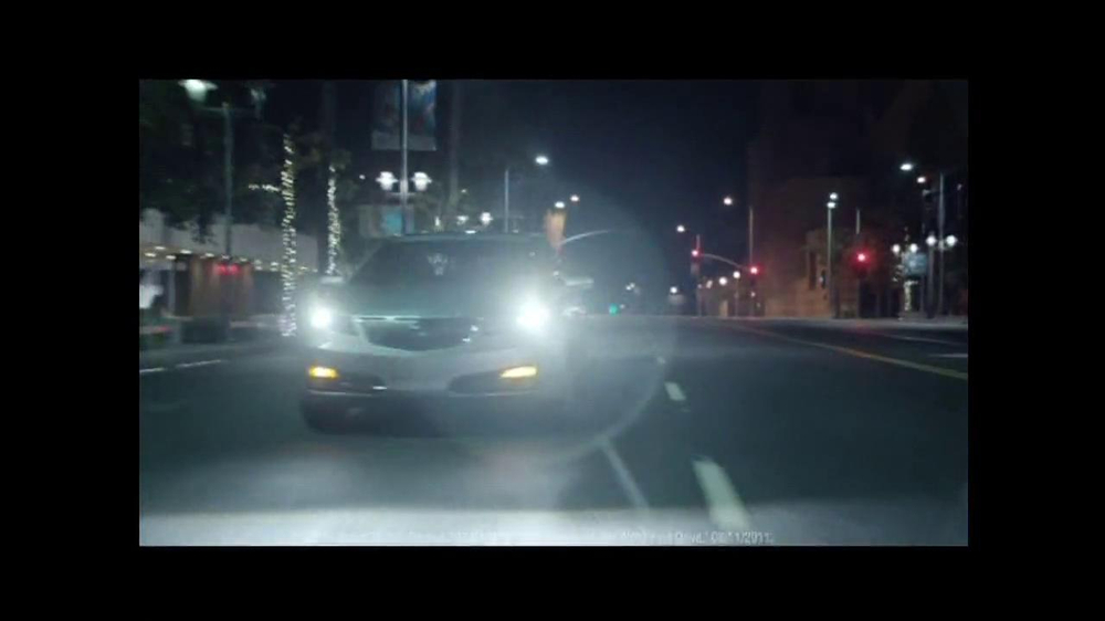 2013 Acura TL TV Spot, 'Advice' - Screenshot 6