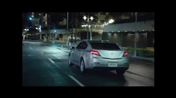2013 Acura TL TV Spot, 'Advice' - Thumbnail 1