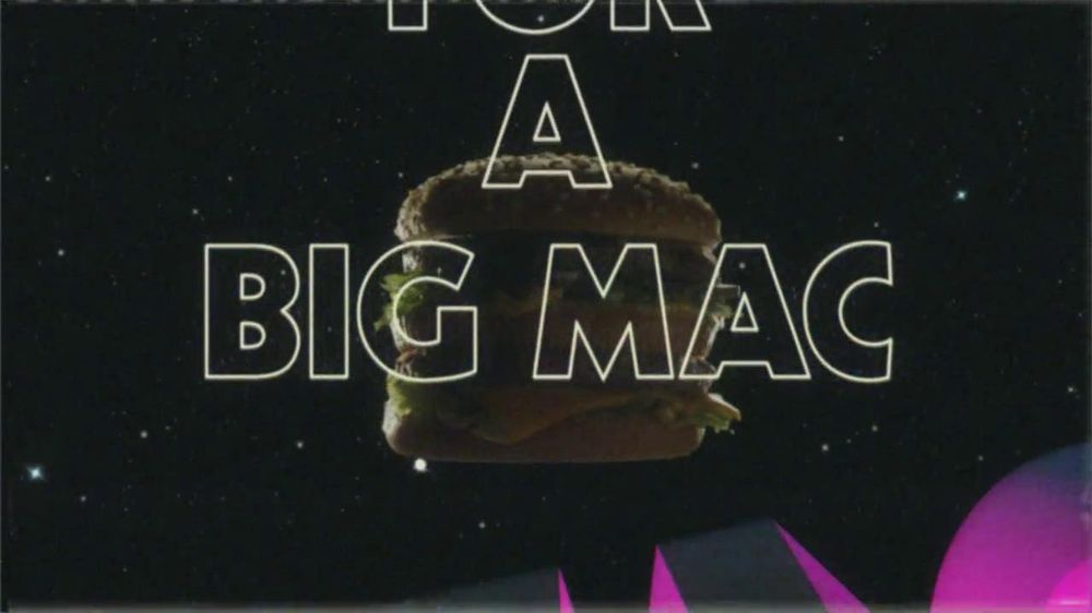 McDonald's Big Mac TV Spot, 'Big Mac Attack'  - Screenshot 4