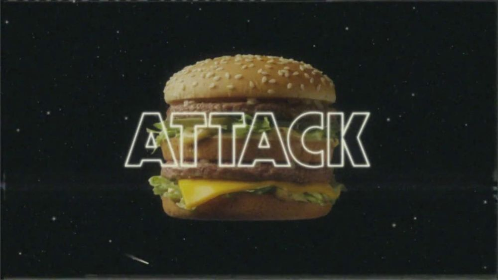 McDonald's Big Mac TV Spot, 'Big Mac Attack'  - Screenshot 6
