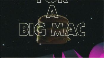 McDonald's Big Mac TV Spot, 'Big Mac Attack'  - Thumbnail 4