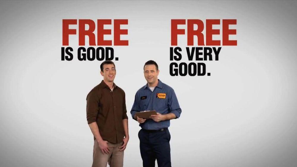 Meineke Car Care Centers TV Spot, 'Free Brake Inspection' - Screenshot 4