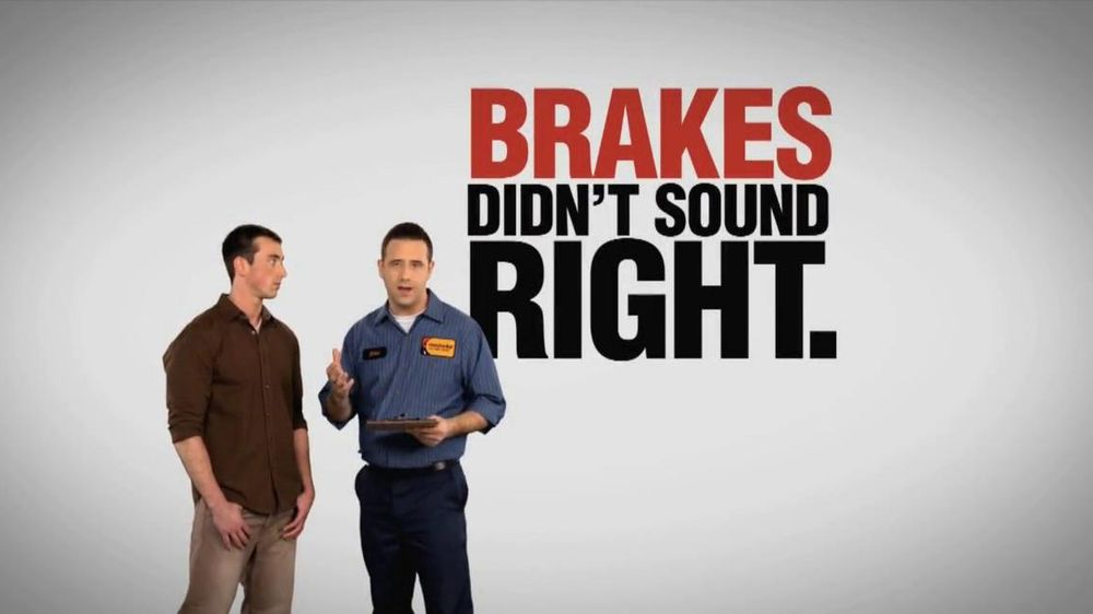 Meineke Car Care Centers TV Spot, 'Free Brake Inspection' - Screenshot 1
