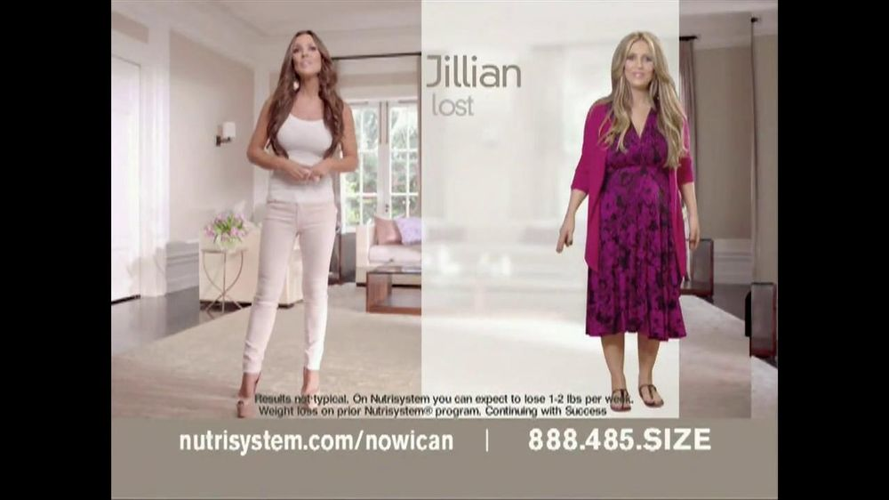 Nutrisystem Success TV Spot Featuring Jillian Barberie - Screenshot 2