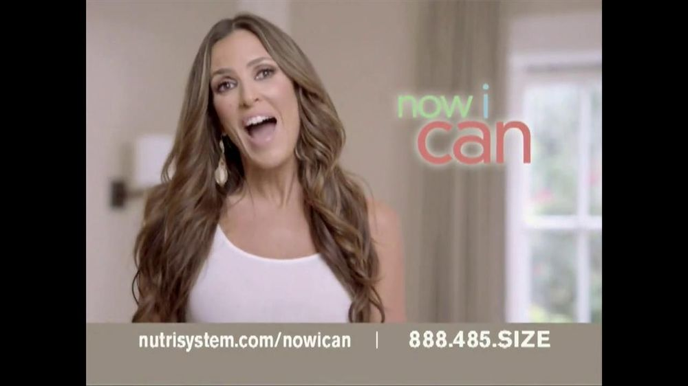 Nutrisystem Success TV Spot Featuring Jillian Barberie - Screenshot 4