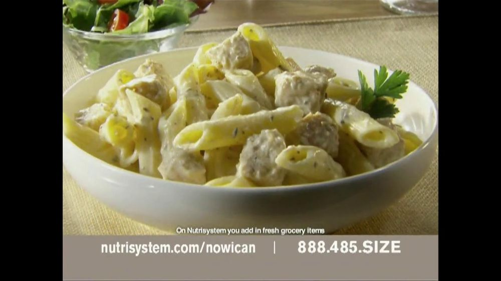 Nutrisystem Success TV Spot Featuring Jillian Barberie - Screenshot 6