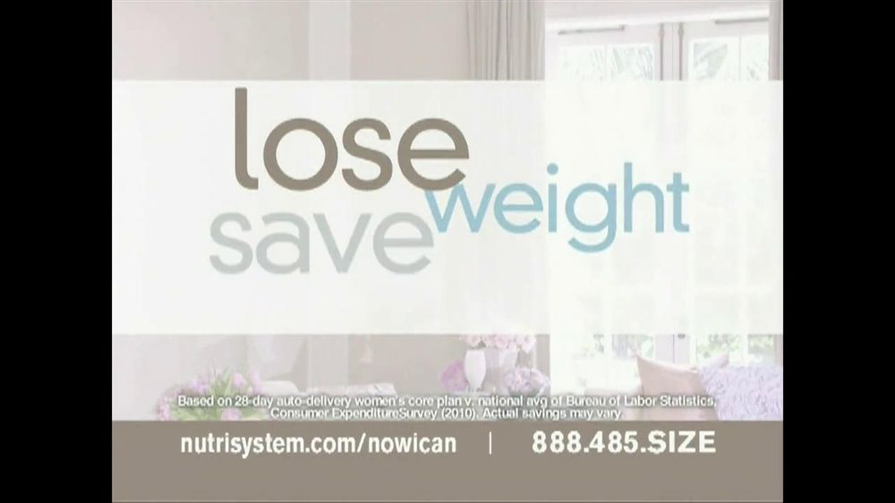 Nutrisystem Success TV Spot Featuring Jillian Barberie - Screenshot 7