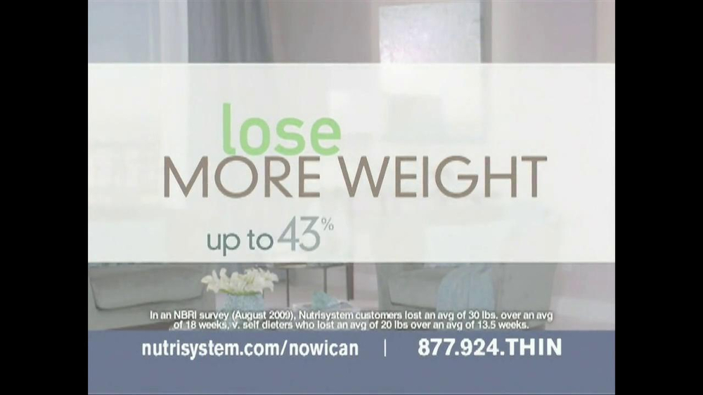 Nutrisystem TV Spot Featuring Marie Osmond - Screenshot 2