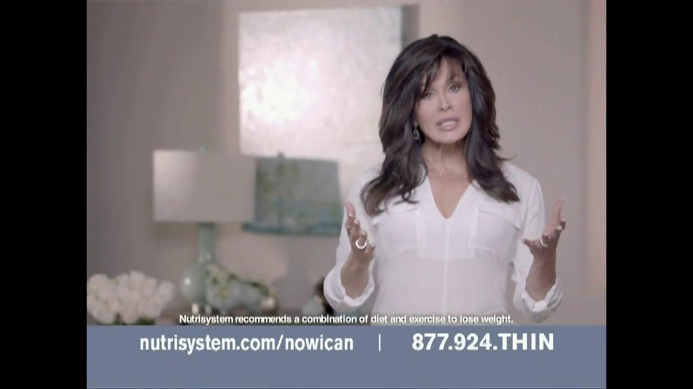 Nutrisystem TV Spot Featuring Marie Osmond - Screenshot 5