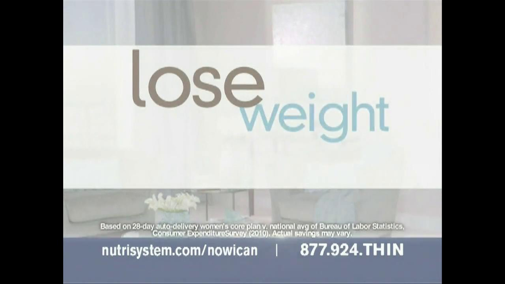 Nutrisystem TV Spot Featuring Marie Osmond - Screenshot 6