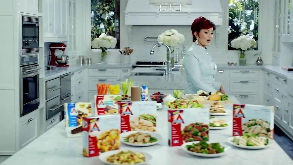 Atkins TV Spot Featuring Sharon Osbourne - Screenshot 3