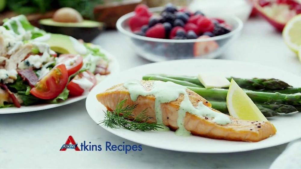 Atkins TV Spot Featuring Sharon Osbourne - Screenshot 6