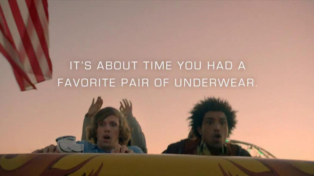 Gildan TV Spot, 'Favorite Pair of Underwear' - Screenshot 9