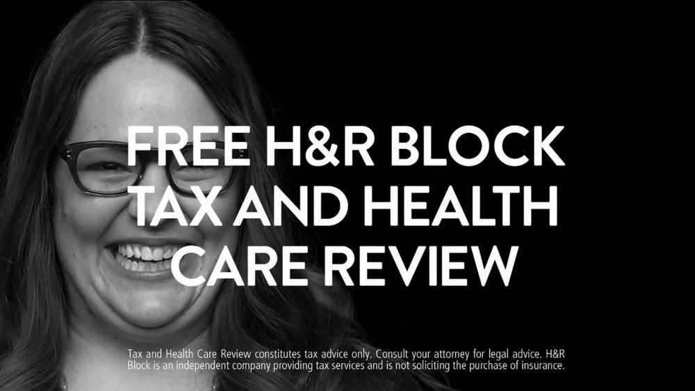 H&R Block TV Spot, 'Free Tax and Health Care Review' - Screenshot 6