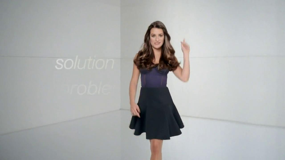 Loreal Total Repair 5 TV Spot Featuring Lea Michele - Screenshot 9